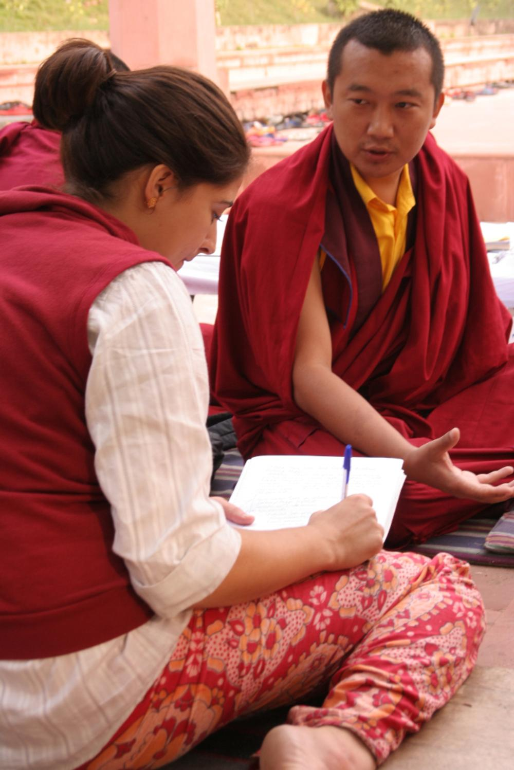Buddhist Studies in India AEA